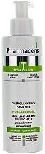 Parfüm, Parfüméria, kozmetikum Antibakteriális gél arcbőrre - Pharmaceris T Puri-Sebopeel Gel