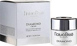 Parfüm, Parfüméria, kozmetikum Regeneráló öregedésgátló bio-krém száraz bőrre - Natura Bisse Diamond Cream