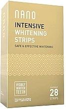 Parfüm, Parfüméria, kozmetikum Fogfehérítő csík - WhiteWash Nano Intensive Whitening Strips