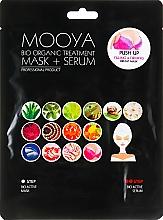 """Parfüm, Parfüméria, kozmetikum Maszk + szérum """"Mellápolás"""" - Beauty Face Mooya Bio Organic Treatment Mask + Serum"""