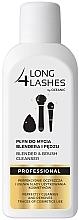 Parfüm, Parfüméria, kozmetikum Sminkszivacs- és ecset tisztító folyadék - Long4Lashes Blender and Brash Cleanser