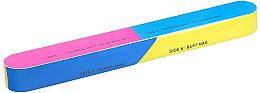 Parfüm, Parfüméria, kozmetikum Buffer körömre 7 oldalas csiszolással 163x22x17mm - Tools For Beauty 7-way Nail Buffer Block