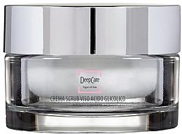Parfüm, Parfüméria, kozmetikum Krém-radír arcra glikolsavval - Fontana Contarini Glycolic Acid Face Scrub Cream