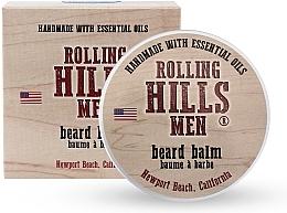 Parfüm, Parfüméria, kozmetikum Szakál balzsam - Rolling Hills Men Beard Balm