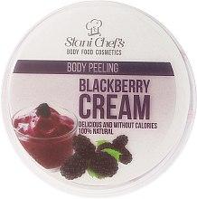 "Parfüm, Parfüméria, kozmetikum Testradír ""Szederkrém"" - Hristina Stani Chef'S Blackberry Cream Body Peeling"