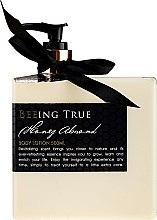 Parfüm, Parfüméria, kozmetikum Testápoló lotion - Beeing True Almond Honey Body Lotion