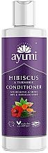 """Parfüm, Parfüméria, kozmetikum Kondicionáló """"Hibiszkusz és kurkuma » - Ayumi Hibiscus & Turmeric Conditioner"""