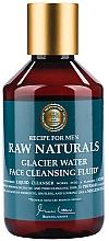 Parfüm, Parfüméria, kozmetikum Tisztító fluid arcra - Recipe For Men RAW Naturals Glacier Water Face Cleansing Fluid