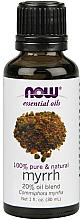 """Parfüm, Parfüméria, kozmetikum Illóolaj """"Mirha olajkeverék"""" - Now Foods Essential Oils Myrrh Oil Blend"""