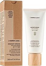 Parfüm, Parfüméria, kozmetikum Arc és testradír - Comfort Zone Sacred Nature Bio-Certified Gommage