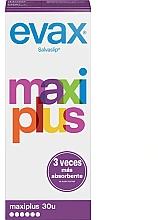"""Parfüm, Parfüméria, kozmetikum Tisztasági betét """"Maxi Plus"""", 30db - Evax Salvaslip"""