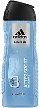 Parfüm, Parfüméria, kozmetikum Tusfürdő - Adidas After Sport 3 Protein Shower Gel