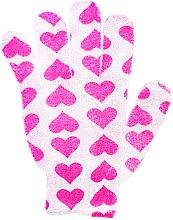 Parfüm, Parfüméria, kozmetikum Fürdőkesztyű, 30512, rózsaszín - Top Choice