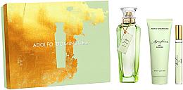 Parfüm, Parfüméria, kozmetikum Adolfo Dominguez Agua Fresca de Azahar - Szett (edt/120 ml+ edt/10 ml + b/lot/75ml)