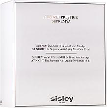 Parfüm, Parfüméria, kozmetikum Szett - Sisley Supremya Prestige Gift Set (eye/cr/ser/15ml+ f/cr/ser/50ml)