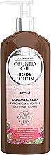 Parfüm, Parfüméria, kozmetikum Testápoló organikus fügeolajjal - GlySkinCare Opuntia Oil Body Lotion