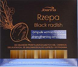 Parfüm, Parfüméria, kozmetikum Hajerősítő ampulla - Joanna Turnip Description Strengthening Ampoules