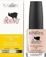 """Parfüm, Parfüméria, kozmetikum Körömápoló törékeny és gyenge körömre """"Rhino"""" - Kinetics Nano Rhino Nail Treatment"""