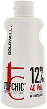 Parfüm, Parfüméria, kozmetikum Oxidálószer 12% - Goldwell Topchic Developer Lotion