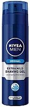 Parfüm, Parfüméria, kozmetikum Borotva gél - Nivea Original Extra Mild Shaving Gel
