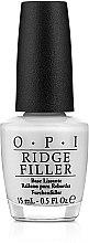 Parfüm, Parfüméria, kozmetikum Ridge Filler - O.P.I Ridge Filler