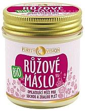 Parfüm, Parfüméria, kozmetikum Rózsaolaj - Purity Vision Bio