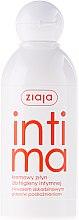 Parfüm, Parfüméria, kozmetikum Krémes intim mosakodó aszkorbinsavval - Ziaja Intima