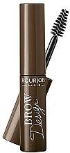 Parfüm, Parfüméria, kozmetikum Szemöldök zselé - Bourjois Brow Design Gel Mascara