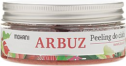 "Parfüm, Parfüméria, kozmetikum Testradír ""Görögdinnye"" - Mohani Wild Garden Peeling"