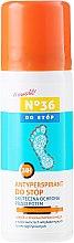 Parfüm, Parfüméria, kozmetikum Lábizzadásgátló - Pharma CF No.36 Deodorant