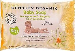 Parfüm, Parfüméria, kozmetikum Baba szappan - Bentley Organic Baby Soap