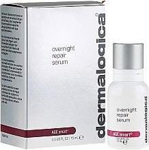 Parfüm, Parfüméria, kozmetikum Éjszakai helyreállító szérum - Dermalogica Age Smart Overnight Repair Serum
