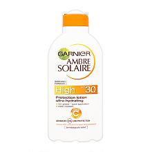 Fényvédő tej SPF 30 - Garnier Ambre Solaire High Protection Lotion — fotó N1