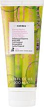 Parfüm, Parfüméria, kozmetikum Testápoló tej - Korres Cucumber Bamboo Body Milk