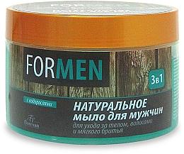 Parfüm, Parfüméria, kozmetikum Natúr szappan férfiaknak - Floresan For Men