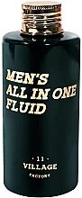 Parfüm, Parfüméria, kozmetikum Hidratáló arcfluid - Village 11 Factory Men's All in One Fluid