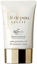 Parfüm, Parfüméria, kozmetikum Nappali védő arckrém SPF 50 - Cle De Peau Beaute UV Protective Cream