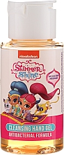 Parfüm, Parfüméria, kozmetikum Antibakteriális kéztisztító gél gyerekeknek - Uroda Shimmer & Shine Cleansing Hand Gel