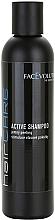 Parfüm, Parfüméria, kozmetikum Peeling sampon - FacEvolution Active Shampoo