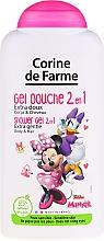"""Parfüm, Parfüméria, kozmetikum Sampon és tusfürdő gél 2 az 1-ben """"Minnie"""" - Corine de Farme Disney Minnie Mouse"""