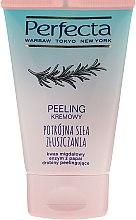 Parfüm, Parfüméria, kozmetikum Krémes arcradír - Perfecta Detox Cream Scrub