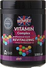 Parfüm, Parfüméria, kozmetikum Hajmaszk - Ronney Vitamin Complex Revitalizing Therapy Mask