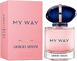 Parfüm, Parfüméria, kozmetikum Giorgio Armani My Way - Eau De Parfum