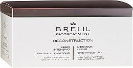 Parfüm, Parfüméria, kozmetikum Intenzív hatású helyreállító szérum hajra - Brelil Bio Treatment Reconstruction Intensive Serum