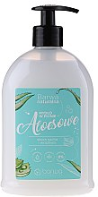 Parfüm, Parfüméria, kozmetikum Folyékony szappan aloe kivonattal - Barwa Natural Liquid Soap With Aloe Vera