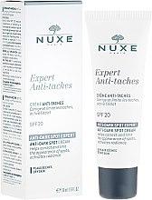 Parfüm, Parfüméria, kozmetikum Sötét karikák elleni krém - Nuxe Expert Anti-Taches Anti-Dark Spot Cream SPF20