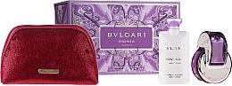 Parfüm, Parfüméria, kozmetikum Bvlgari Omnia Crystalline - Szett (edt/65 + b/lot/2x75ml + pouch)