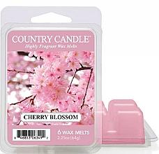 Parfüm, Parfüméria, kozmetikum Illatosított viasz - Country Candle Cherry Blossom Wax Melts
