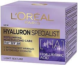 Parfüm, Parfüméria, kozmetikum Nappali arckrém SPF20 - L'Oreal Paris Skin Expert