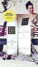 Parfüm, Parfüméria, kozmetikum Rituals Cosmetics szett japáncseresznye és rízs tej szett - Rituals Cosmetics Mini Sakura Set (b/cr/70ml + sh/gel/50ml)